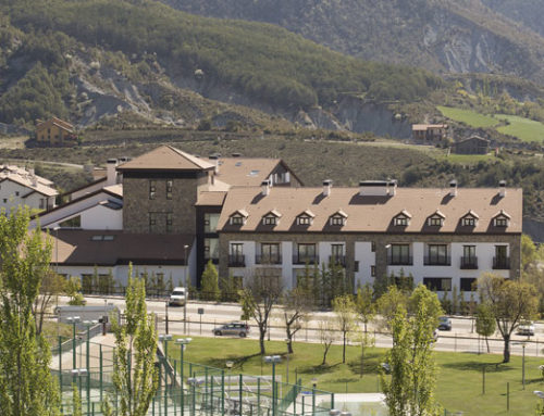 Naturaleza, deporte y cultura se unen en el Hotel Golf&Spa real Jaca-Badaguás