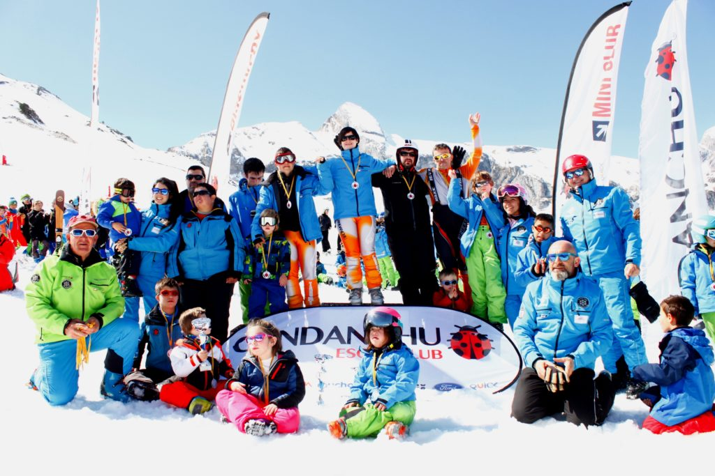 Esquiar en el Pirineo Aragonés - Estaciones de Esquí y Hoteles