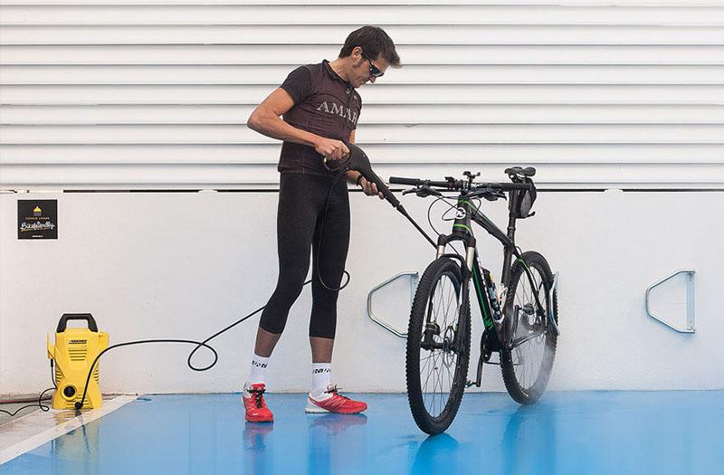 Alojamientos para ciclistas