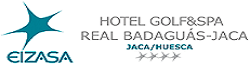 Hotel Golf & Spa Real Badaguas-Jaca Logo